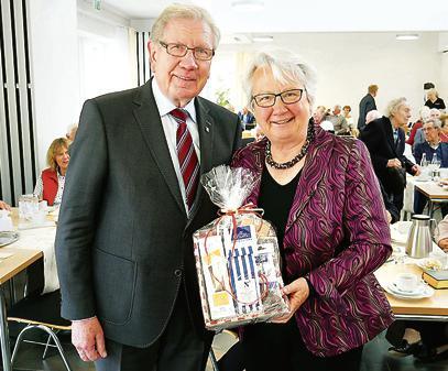 Wallfahrt Bethen 2019 - Annette Schavan