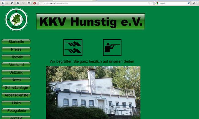 Schießsportverein Hunstig
