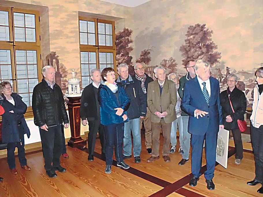 KKV Greven besucht Haus Galen